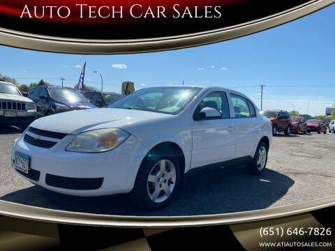 2007 Chevrolet Cobalt for sale at Auto Tech Car Sales in Saint Paul MN