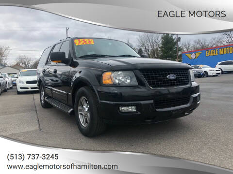 2004 Ford Expedition for sale at Eagle Motors in Hamilton OH