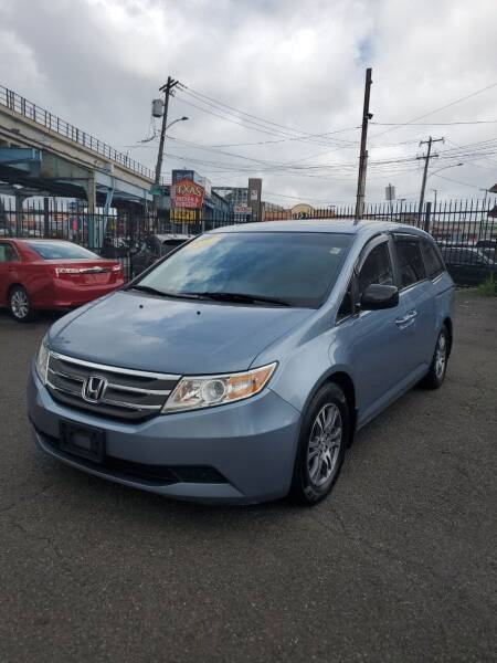 2012 Honda Odyssey for sale at Key & V Auto Sales in Philadelphia PA