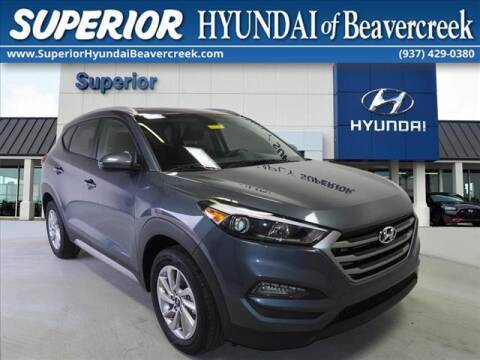 2017 Hyundai Tucson for sale at Superior Hyundai of Beaver Creek in Beavercreek OH