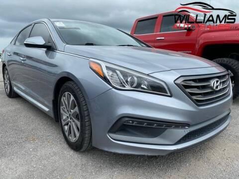 2015 Hyundai Sonata for sale at Williams Auto Sales, LLC in Cookeville TN