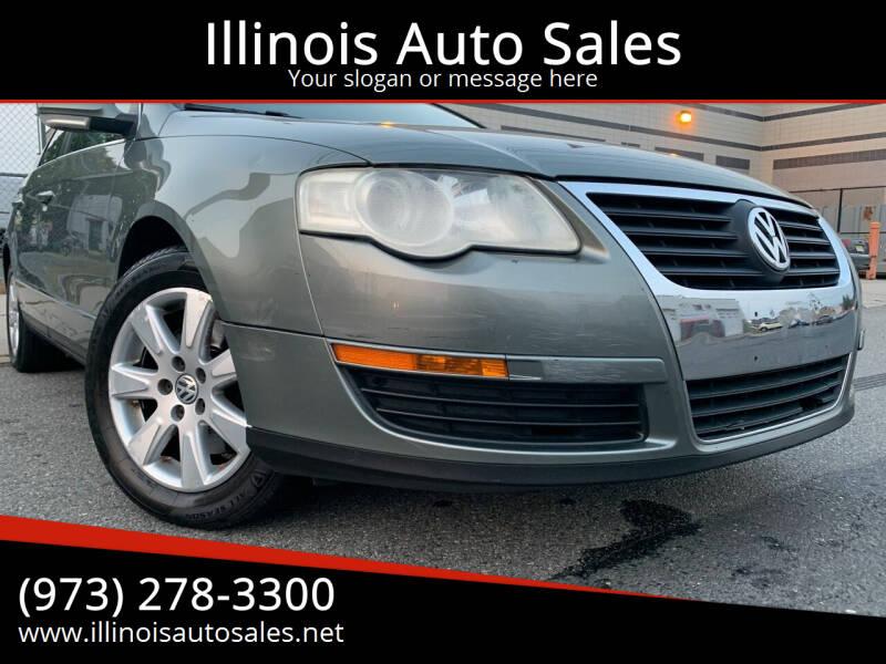 2007 Volkswagen Passat for sale at Illinois Auto Sales in Paterson NJ