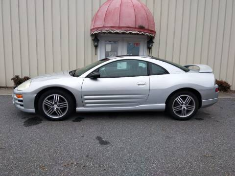 2004 Mitsubishi Eclipse for sale at Bethlehem Auto Sales LLC in Hickory NC