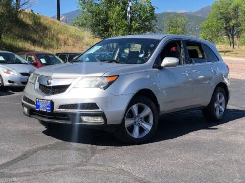 2013 Acura MDX for sale at Lakeside Auto Brokers in Colorado Springs CO