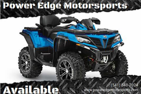 2021 CF Moto CForce 800 XC for sale at Power Edge Motorsports in Redmond OR