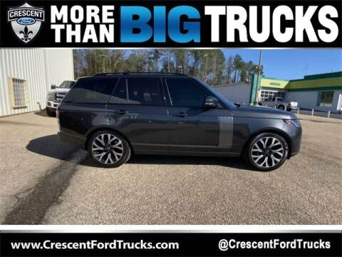 2020 Land Rover Range Rover for sale at Crescent Ford in Harahan LA