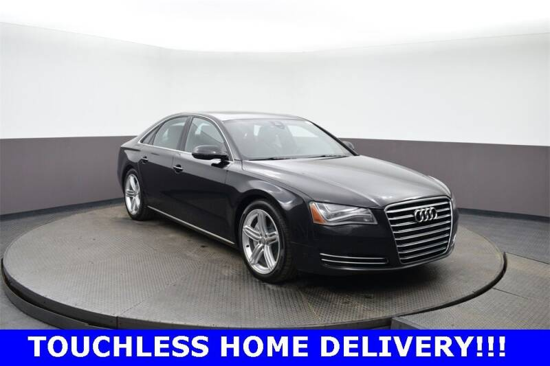 2014 Audi A8 for sale at M & I Imports in Highland Park IL