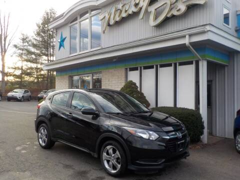 2017 Honda HR-V for sale at Nicky D's in Easthampton MA