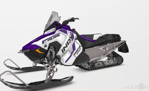 2021 Polaris 850 INDY ADVENTURE 137 STORM 1 for sale at ROUTE 3A MOTORS INC in North Chelmsford MA