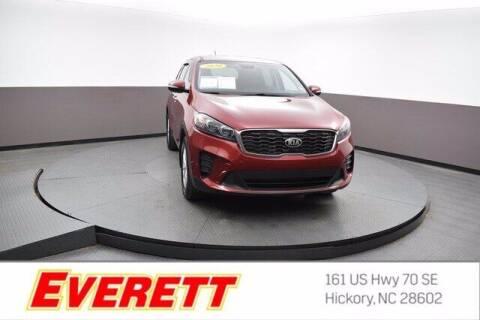 2020 Kia Sorento for sale at Everett Chevrolet Buick GMC in Hickory NC