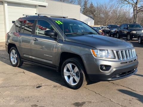 2011 Jeep Compass for sale at Capitol Auto Sales in Lansing MI
