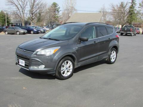 2015 Ford Escape for sale at Fedder Motors in Mora MN