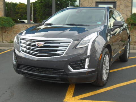 2017 Cadillac XT5 for sale at Rogos Auto Sales in Brockway PA