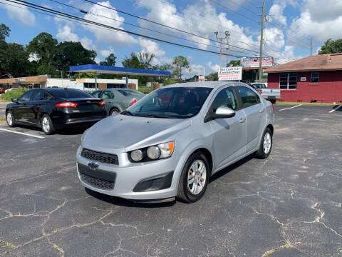 2012 Chevrolet Sonic for sale at Sam's Motor Group in Jacksonville FL