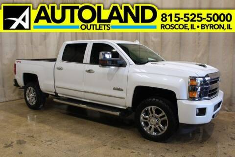 2019 Chevrolet Silverado 2500HD for sale at AutoLand Outlets Inc in Roscoe IL