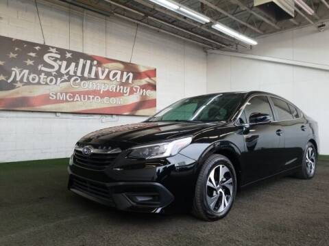 2020 Subaru Legacy for sale at SULLIVAN MOTOR COMPANY INC. in Mesa AZ