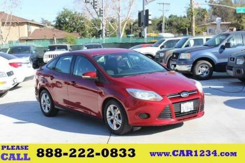 2013 Ford Focus for sale at Car 1234 inc in El Cajon CA
