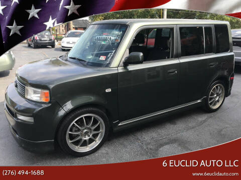 2005 Scion xB for sale at 6 Euclid Auto LLC in Bristol VA