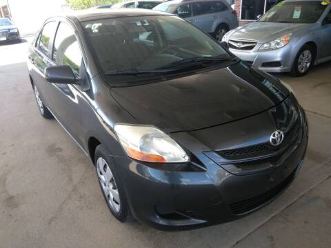2007 Toyota Yaris for sale at Divine Auto Sales LLC in Omaha NE