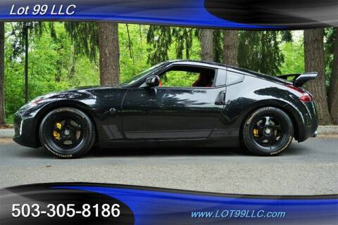 2019 Nissan 370Z for sale at LOT 99 LLC in Milwaukie OR