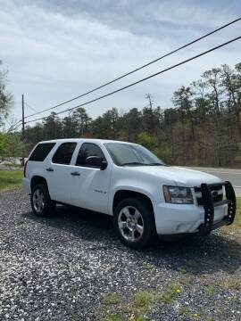 2008 Chevrolet Tahoe for sale at JC Motorsports in Egg Harbor City NJ