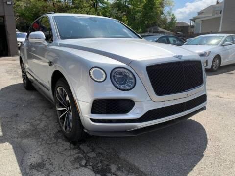 2019 Bentley Bentayga for sale at MEE Enterprises Inc in Milford MA