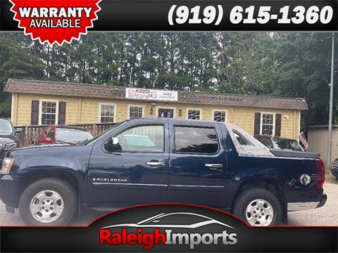 2008 Chevrolet Avalanche for sale at Raleigh Imports in Raleigh NC