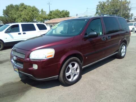 2008 Chevrolet Uplander for sale at Larry's Auto Sales Inc. in Fresno CA