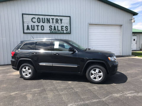 2013 Jeep Grand Cherokee for sale at COUNTRY AUTO SALES LLC in Greenville OH