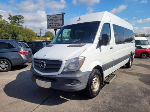 2015 Mercedes-Benz Sprinter Passenger for sale at Auto Deals in Roselle IL