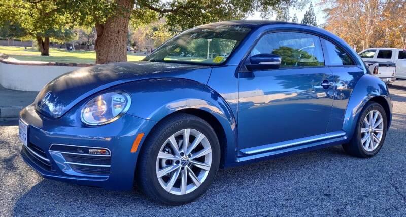 2017 Volkswagen Beetle for sale at Apollo Auto El Monte in El Monte CA