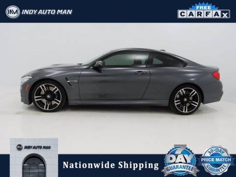 2015 BMW M4 for sale at INDY AUTO MAN in Indianapolis IN