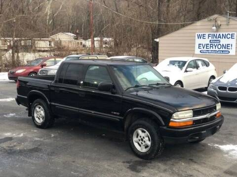 2004 Chevrolet S-10 for sale at INTERNATIONAL AUTO SALES LLC in Latrobe PA