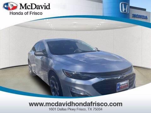 2019 Chevrolet Malibu for sale at DAVID McDAVID HONDA OF IRVING in Irving TX