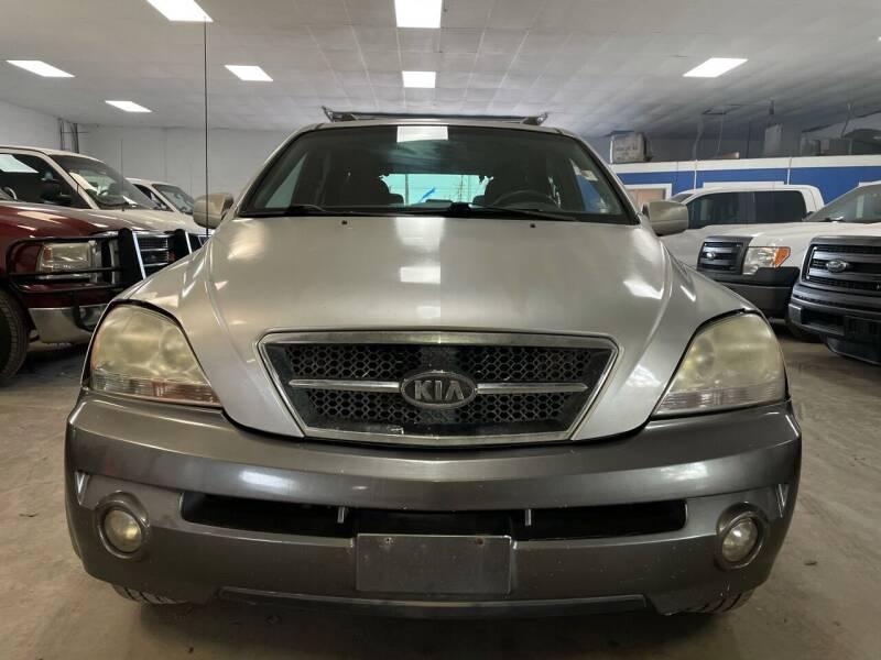 2003 Kia Sorento for sale at Ricky Auto Sales in Houston TX
