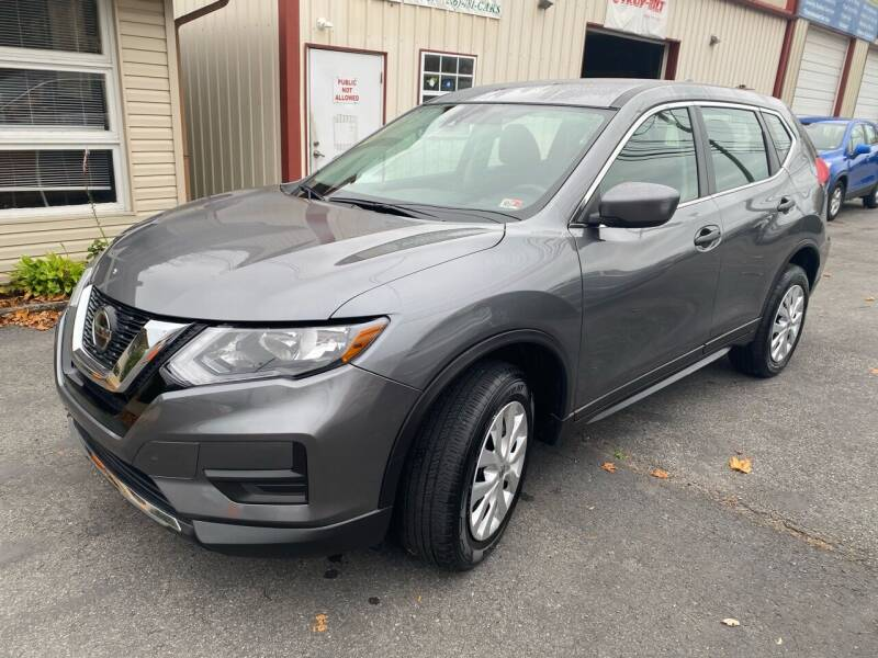 2020 Nissan Rogue for sale at THE AUTOMOTIVE CONNECTION in Atkins VA