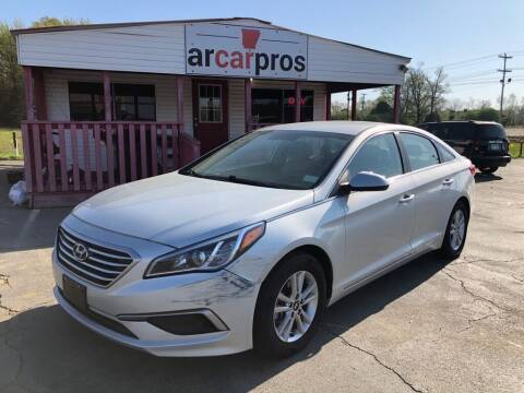 2017 Hyundai Elantra for sale at Arkansas Car Pros in Cabot AR
