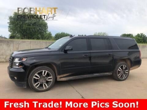 2020 Chevrolet Suburban for sale at BOB HART CHEVROLET in Vinita OK