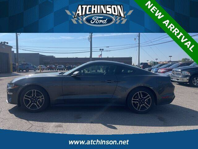 2019 Ford Mustang for sale at Atchinson Ford Sales Inc in Belleville MI