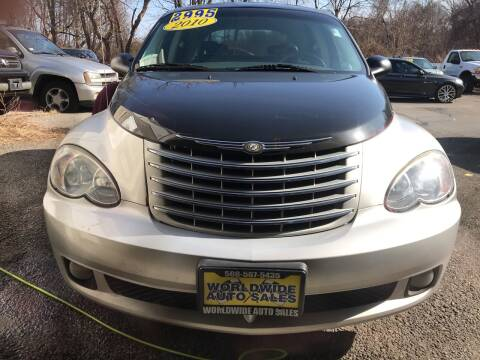 2010 Chrysler PT Cruiser for sale at Worldwide Auto Sales in Fall River MA
