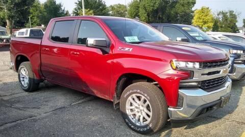 2021 Chevrolet Silverado 1500 for sale at Unzen Motors in Milbank SD