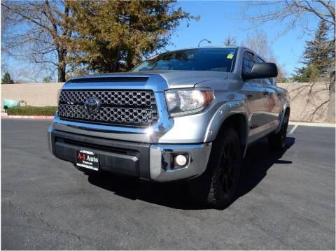 2018 Toyota Tundra for sale at A-1 Auto Wholesale in Sacramento CA
