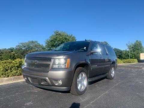 2009 Chevrolet Suburban for sale at William D Auto Sales in Norcross GA
