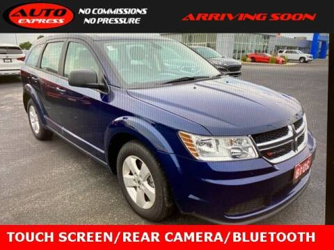 2018 Dodge Journey for sale at Auto Express in Lafayette IN