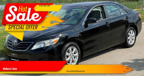 2011 Toyota Camry for sale at Midwest Auto in Naperville IL