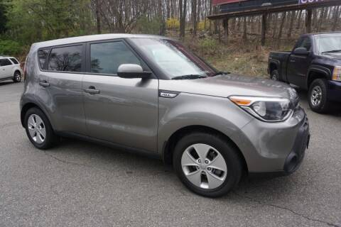 2015 Kia Soul for sale at Bloom Auto in Ledgewood NJ