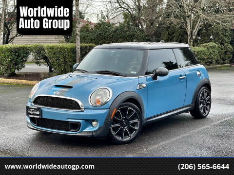 2012 MINI Cooper Hardtop for sale at Worldwide Auto Group in Auburn WA