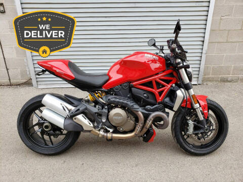 2014 Ducati Monster 1200 Safety Pack
