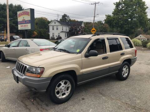 1999 Jeep Grand Cherokee for sale at Beachside Motors, Inc. in Ludlow MA