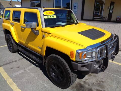 2006 HUMMER H3 for sale at BBL Auto Sales in Yakima WA